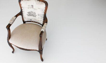 Få nye møbler ved at repolstre de gamle